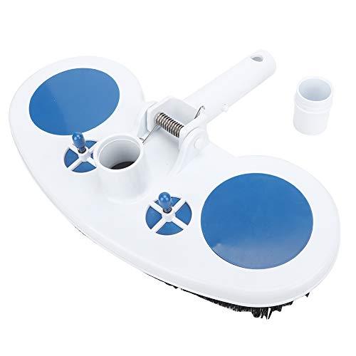 13in Kit di pulizia professionale per piscina Piscina Macchina da gioco classica Dirt Aspiratore Accessori per la pulizia della piscina Testina di aspirazione Testina di aspirazione Accessorio per la
