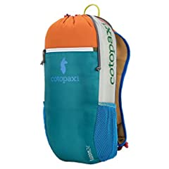 Lightweight, remnant nylon fabric. Large main compartment. Zippered shoe pocket with internal divider. Top drawstring closure. Front zippered pocket. Ultralight mesh shoulder straps. Internal organizer with key clip. Dual mesh water bottle pockets. O...