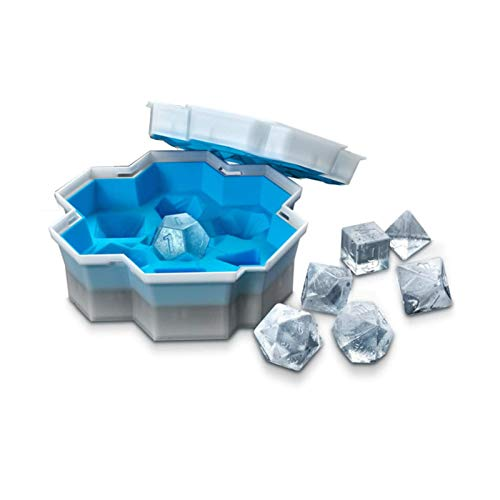 Dice Ice Cube Mold7 Shapes Ice Bucket Game Silicone Frozen MoldAlso To Make Chocolate Pudding Candy Jewelry Accessories Etc
