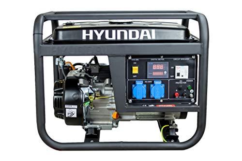 Hyundai HY4100L Generador Gasolina Monofásico