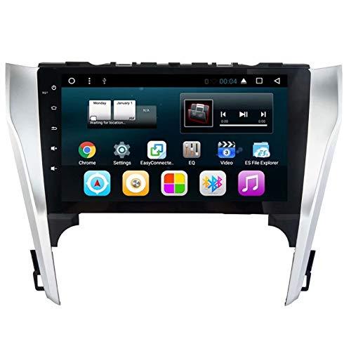 TOPNAVI Android 7.1 Quad Core Radio Auto pour Toyota Camry 2012 2013 2014 GPS de Navigation Stéréo de Voiture 2GB RAM 32GB ROM WiFi 3G RDS Lien Miroir FM AM Bluetooth Audio Vidéo