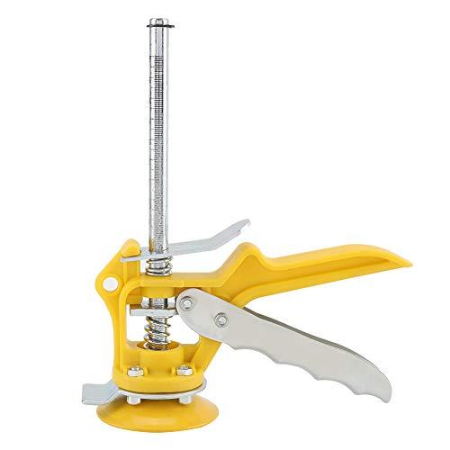 Sistema de Nivelación de Pared Localizador de Baldosas Cerámicas Carga Máx. 105kg / 230lbs Altura Ajustable 10cm / 4 pulgadas