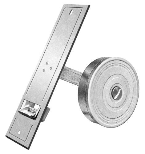 Schellenberg 50401Gurtwickler von Eingang Maxi für Gurt für Rollläden mit Breite von 23mm, grau