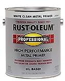 RUST-OLEUM 215969 Professional Gallon White Primer Enamel Paint