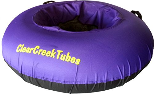 ClearCreekTubes Purple/Black River Combo