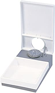 Cat Mate C10 Automatic Pet Feeder for Cats and Small Dogs - White