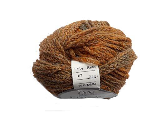 50 gr, New Port Color 07, G, lana de tejer, Online, línea 349