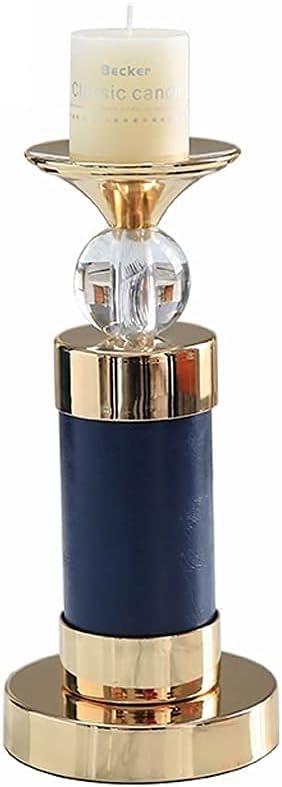 TYUXINSD Beautiful Award-winning store Romantic Modern Metal Candles Ligh Holder Tea Austin Mall