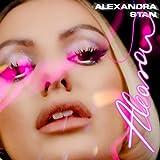 Wtafdc Alexandra Stan singen Aleasa Musikalbum Poster Kunst