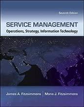 Best fitzsimmons service management 7th edition Reviews