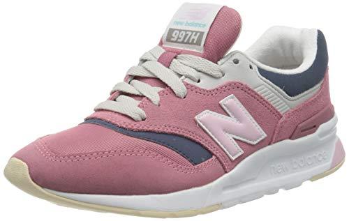 New Balance Damen 997h d Sneaker, Violett (Purple Haq), 39 EU