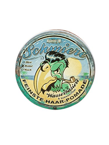 Rumble59 - Schmiere - Pomade wasserbasiert - mittel - Pomade from Rumble59