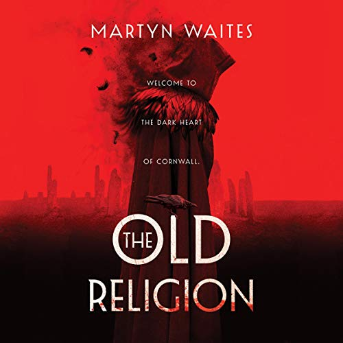 The Old Religion Audiobook By Martyn Waites cover art