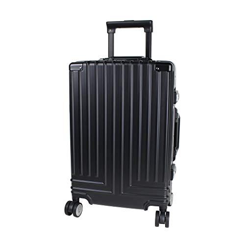 [ランバン オン ブルー] スーツケース ヴィラージュ 機内持込可 27L 49cm 3.5kg 595311 【01】ブラック