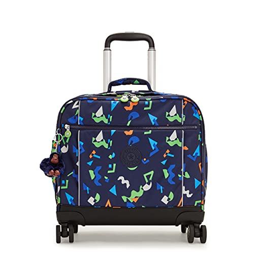 KIPLING Carry On STORIA Geo Mix Oscuro