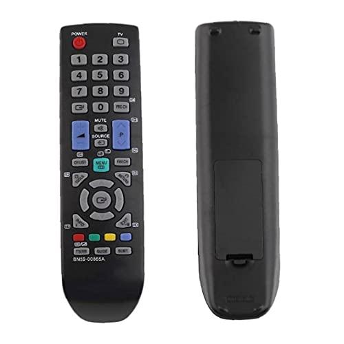 Murezima Bn59-00865a Control Remoto Duradero Perfecto Control Remoto De Bajo Consumo De Energía Para Samsung 1pc Tv Accesorios