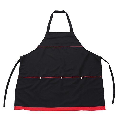 Anself Barber Apron Barber Hairdressing Cloth Hair Cutting Dyeing Cape for Barber