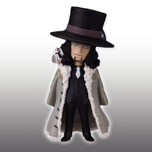 ONE PIECE One Piece World Collectable Figure vol.24 Rob Lucci single item Banpresto Prize (japan import)
