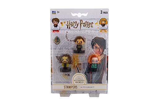 Bizak Harry Potter Sello Pack de 3 (64115020)