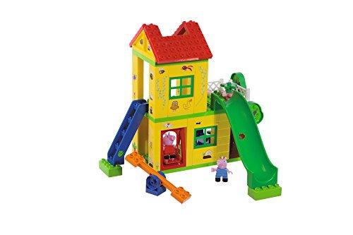 BIG - Juego de construcción para niños Peppa pig , color modelo surtido