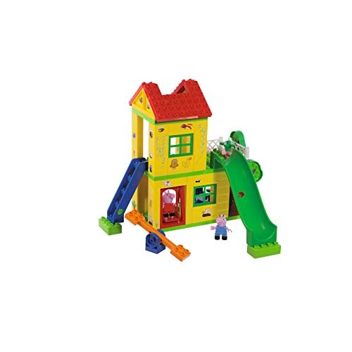 BIG Peppa Pig Costruzioni Parco Giochi, 800057076