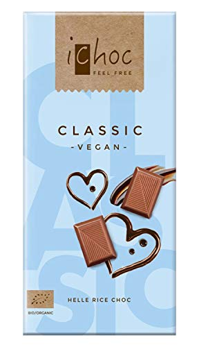 iChoc Classic 80g | Chocolade vegan
