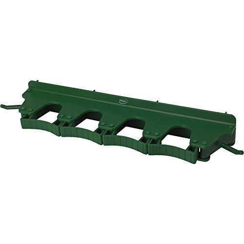 キョーワクリーン 本体 緑 横幅:40cm Vikan(ヴァイカン)ブラケット 6個掛け 10182