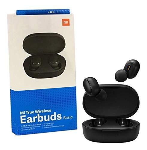 Max Electronics - Auriculares inalámbricos para Xiaomi Redmi Airdots, Control de Voz, Bluetooth 5.0, reducción de Ruido, Control de Grifo