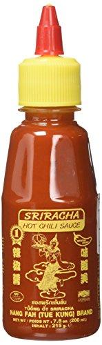 Nang-Fah Salsa Sriracha Al Peperoncino Rosso Piccante - 200 ml