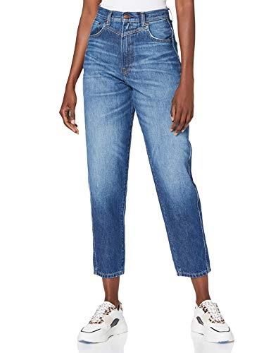 Pepe Jeans Piccadilly Jeans, Vintage Medium Used Wash, 30 Donna