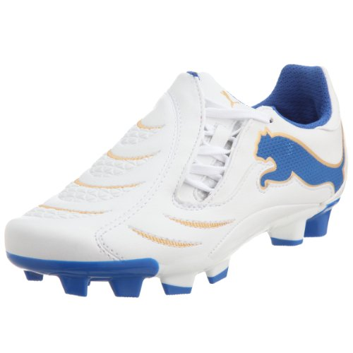 Puma PWR de c 3.10FG Jr 101927, Unisex–Niños Sport–Zapatillas de Fútbol