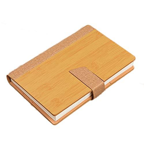 ZRJ Cuaderno de negocios 2021 Planificador semanal mensual y anual con pestañas mensuales preetiquetadas, papel grueso premium de 14,7 x 21,5 cm para regalo de estudiante (color caqui, tamaño: A5)