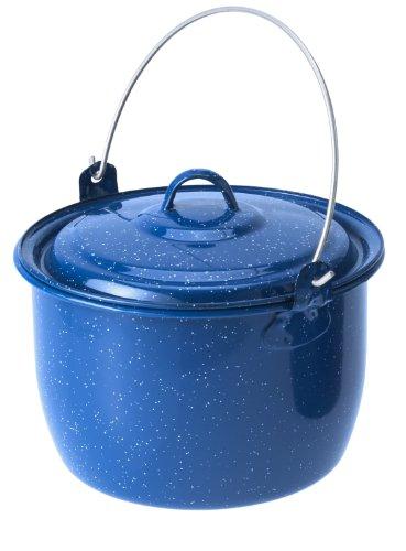 GSI Outdoor Bouilloire 3 Quart Convexe Bleu