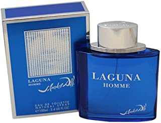 Laguna By Salvador Dali For Men. Eau De Toilette Spray 3.4 Ounces