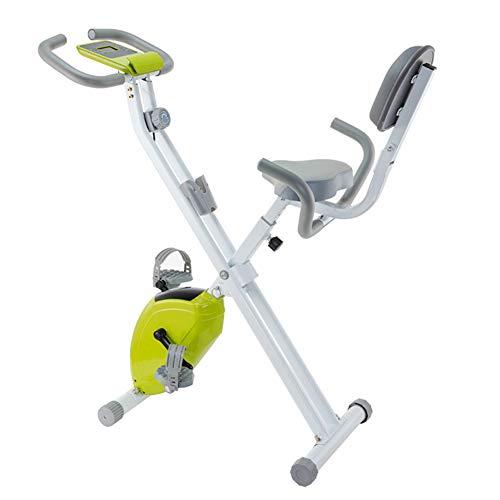 Huishoudelijke Hometrainer Silent Magnetic Controle Vouwfiets Overdekte Fietsenstalling Aerobic Fitness Sportartikelen Met Mobiele Telefoon Bracket