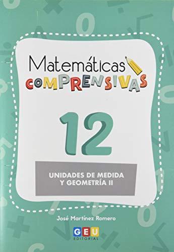 MATEMÁTICAS COMPRENSIVAS 12