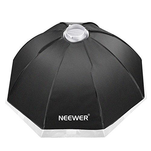 Pro 30-Inch Octagon Umbrella Speedlite Softbox for Nikon Canon Flash Light