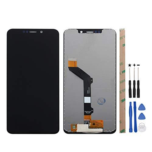 YHX-OU - Pantalla táctil LCD de Repuesto para Motorola Moto One (P30 Play) XT1941-1 XT1941-3 T1941-4 (5,9