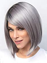 Vada (Exclusive) Lace Front & Monofilament Synthetic Wig By Amore Auburn Sugar-R
