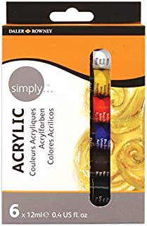 golden acrylic paint uk