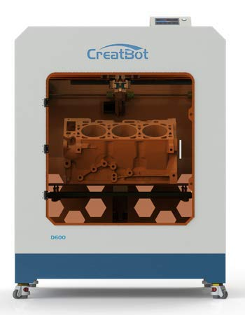 CreatBot – F430 (420 °C Version) - 2