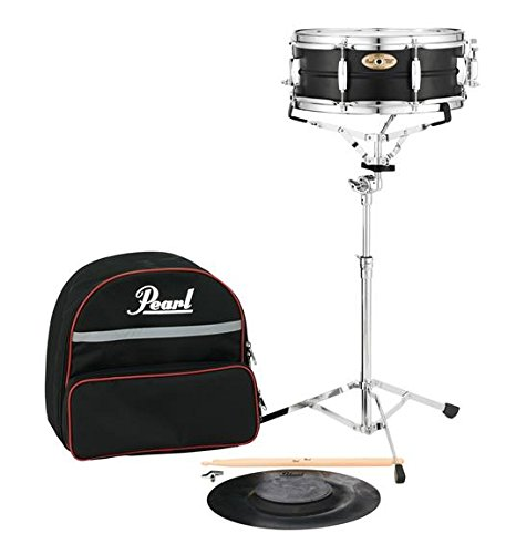 Pearl SK910 Snare Drum Kit w/ Soft Bag Backpack
