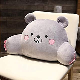 New I Soft Duck&Pig&Mouse&Koala Plush Lumbar Support Cartoon Animal Fox&Elephant Stuffed Doll Sofa Chair Pillow Kid Gift Must Haves For Kids 1 Year Old Girl Gifts The Favourite Toddler Superhero