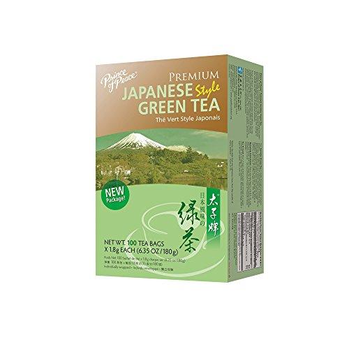 Prince of Peace Premium Japanese Style Green Tea 100ct
