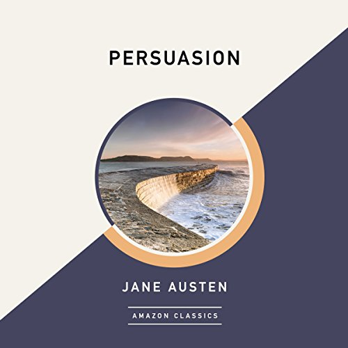 Persuasion (AmazonClassics Edition) audiobook cover art