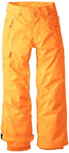 Quiksilver Jungen Snowboard Hose Porter Y Pants, Shocking Orange, L