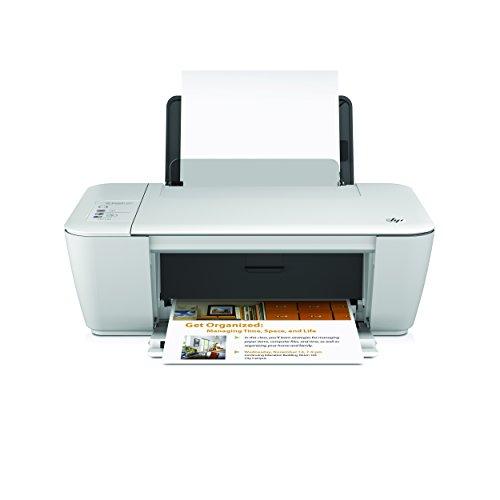 HP Deskjet 1510 Multifunktionsgerät (Scanner, Kopierer, Drucker, 600 x 600 dpi, USB) grau