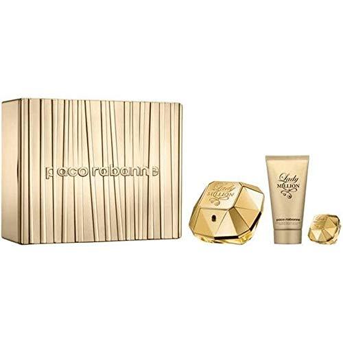 Paco Rabanne Lady Million Giftset, One size, 130 ml
