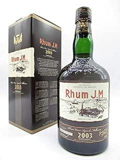 ラム J.M 2003 (JM) 44.8度 700ml