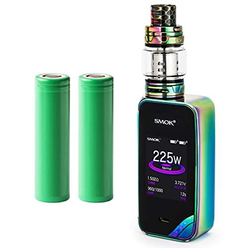 Smok X-Priv Kit inkl. TFV12 Prince (8ml) 5000 mAh E-Zigaretten-Set E-Zigarette Starterset (nikotinfrei) (7-Color)